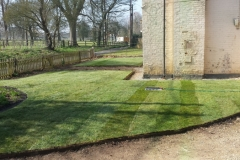 Watlington Re turfing