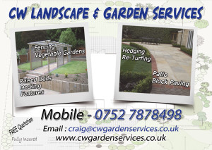 Gardening Watlington, Benson, Wallingford