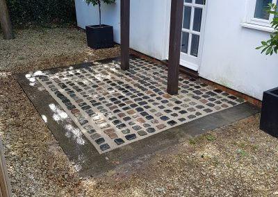 Watlington Granite Setts